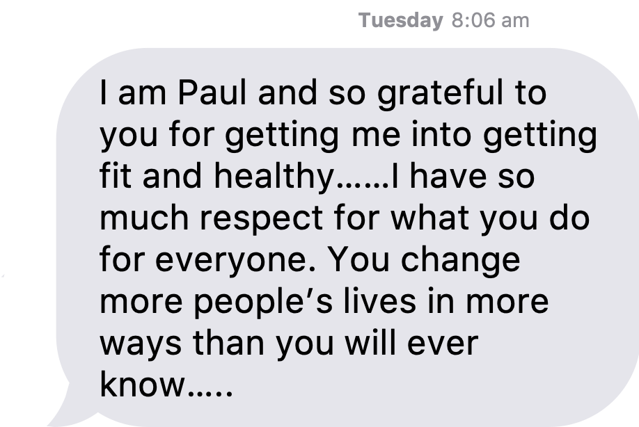 Paul Stokes Change Peoples Lives