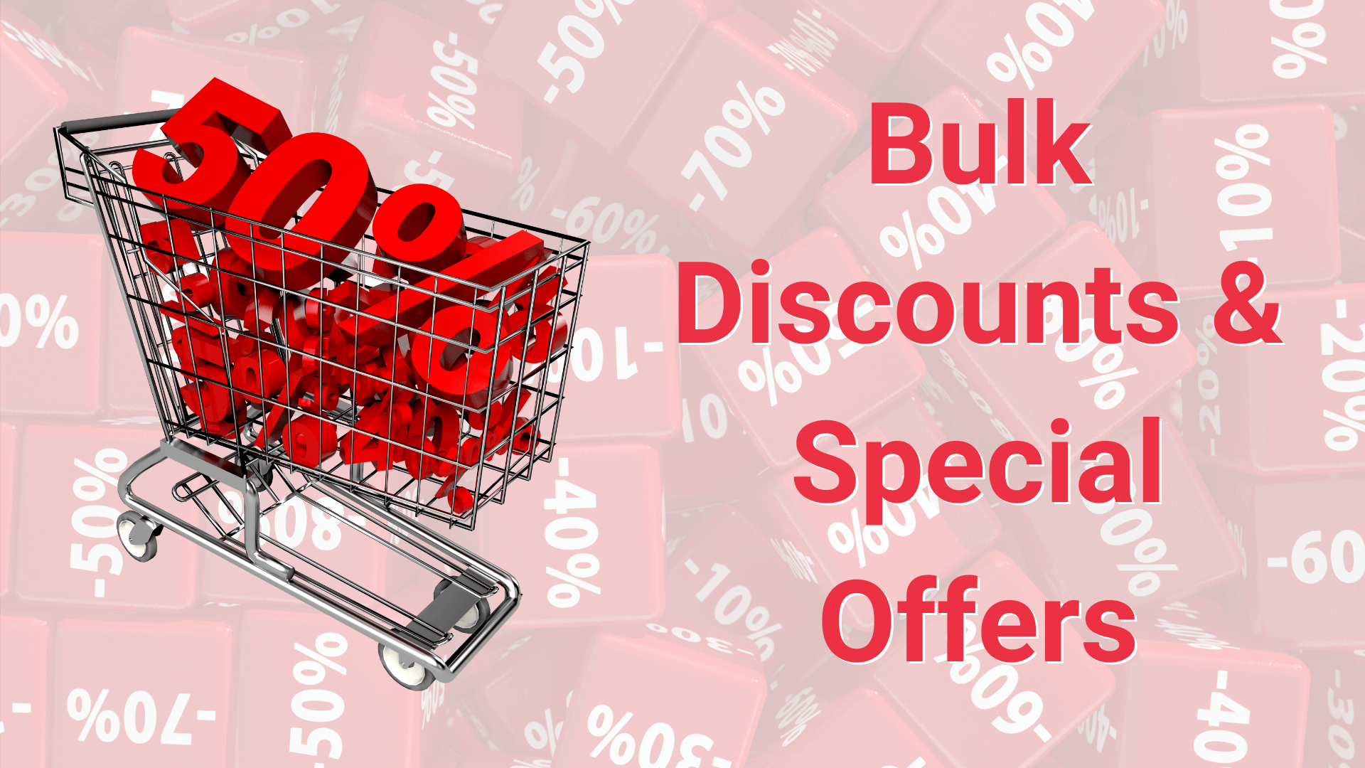 Buying in bulk can save you money on healthy food at the supermarket